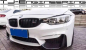 Mobile Preview: TJE Carbon Frontsplitter Set passend für BMW M3 M4 F80 F82 F83