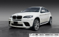 Preview: Original BMW Performance X6 E71 Aerodynamik Front inkl. Wunschlackierung