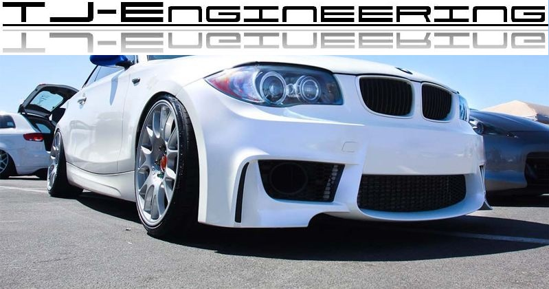tj engineering pkw tuning carbon parts wsp italy shop - bmw 1er e87